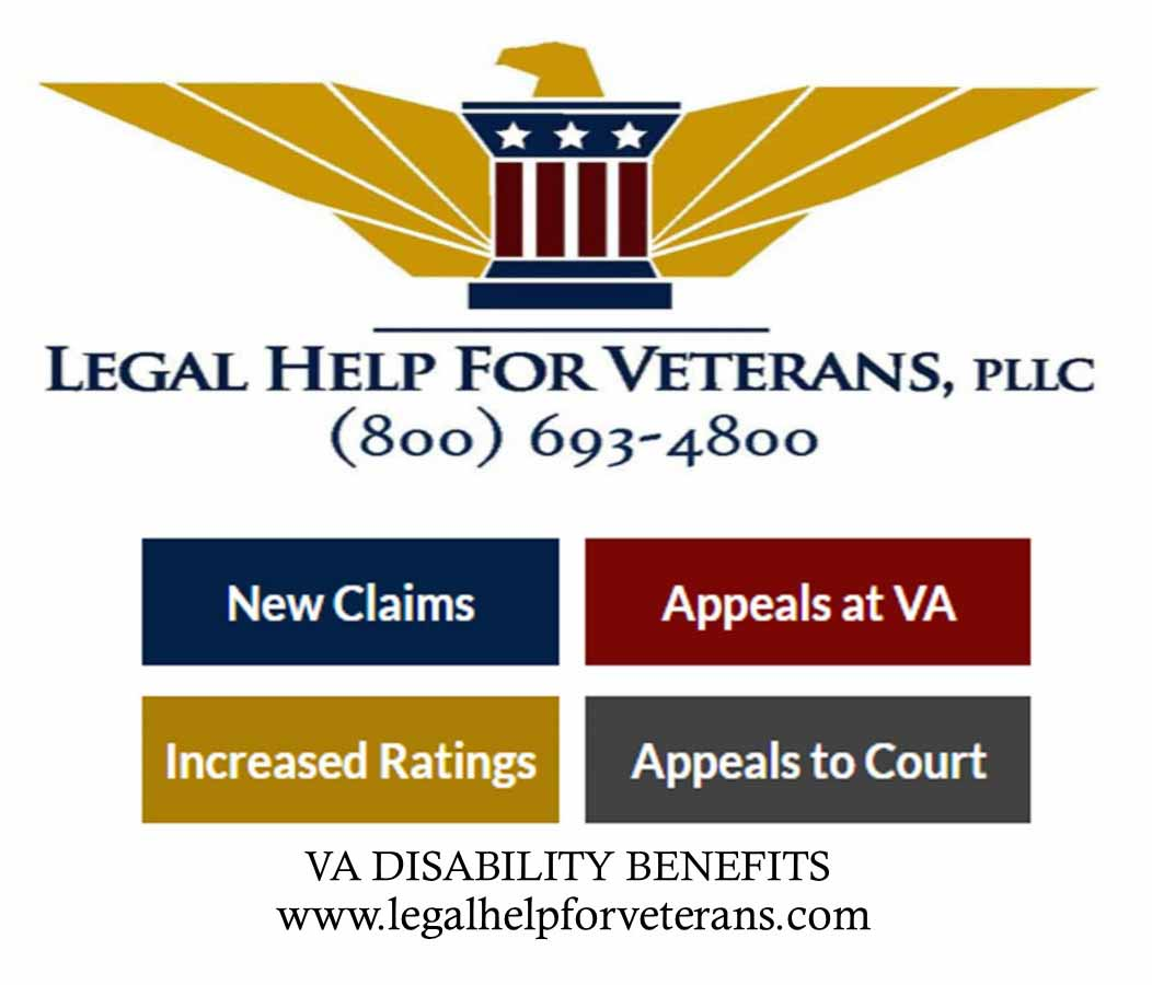 Legal Help for Veterans Disability