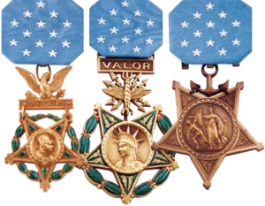 Medal of Honor Awards of Today
