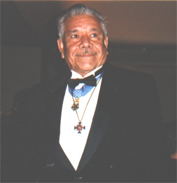 Silvestre Herrera Medal of Honor