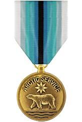 Coast Guard Arctic Service Medal