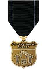 Coast Guard Pistol Marksmanship Medal