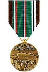 Europe-African-Middle Eastern Campaign Medal