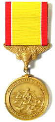 Gold Lifesaving Medal
