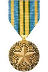 Outstanding Volunteer Service Medal