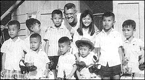 Rocky Versace and the Vietnam Children
