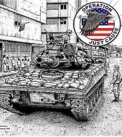Operation Just Cause Panama 1989