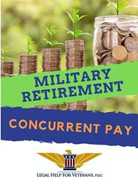 Military Retirement Concurrent Pay