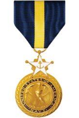Navy Distinguished Service Member Medal