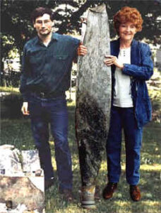 Carolyn Jackson Cobb and Hans
