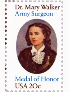 Dr. Mary Walker Stamp