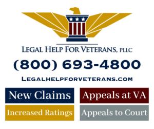Legal Help For Veterans Hotline